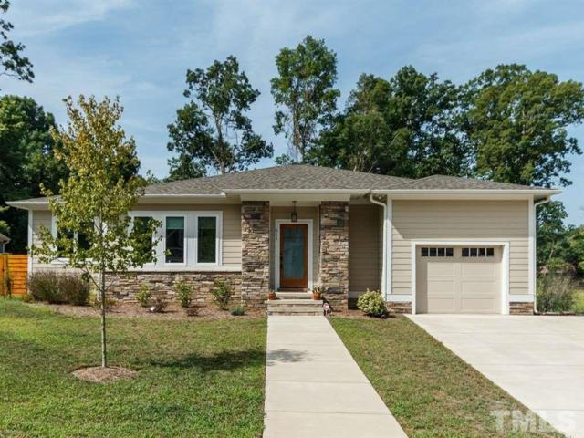 611 Jerome Road, Durham, NC 27713 (#2267816) :: Real Estate By Design