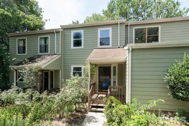 215 Cedarwood Lane, Carrboro, NC 27510 (#2267890) :: Morgan Womble Group