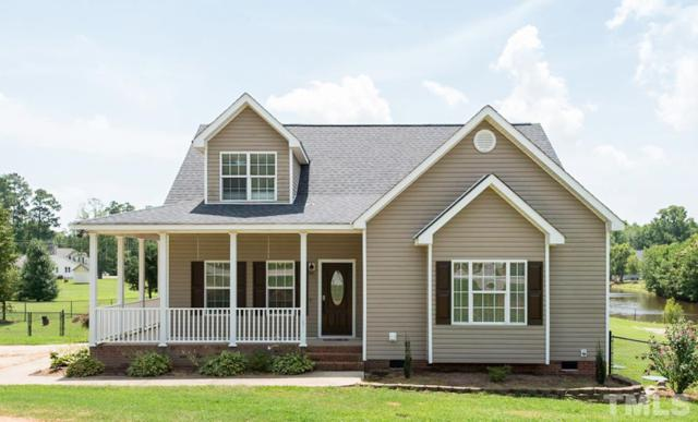 1071 Darius Pearce Road, Youngsville, NC 27596 (#2267928) :: The Jim Allen Group