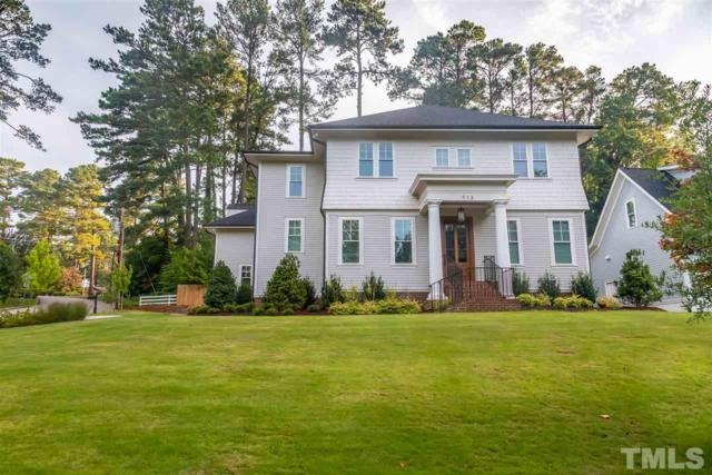 712 Sampson Street, Raleigh, NC 27609 (#2267934) :: Real Estate By Design