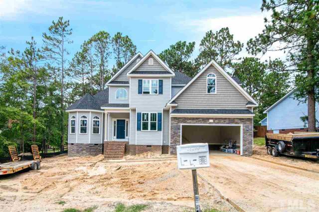 256 Sandpiper Drive, Sanford, NC 27332 (#2267936) :: Dogwood Properties