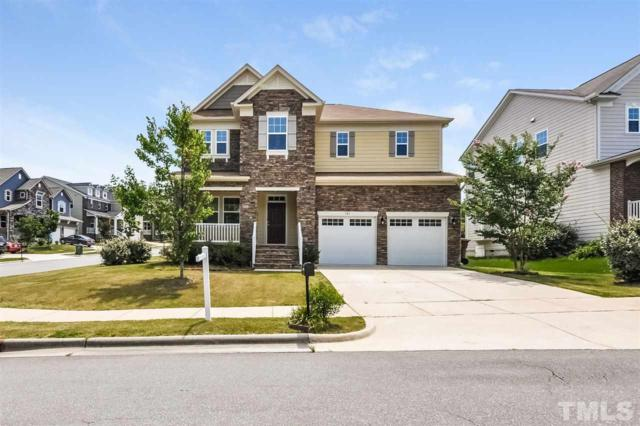 101 Carter Grove Court, Morrisville, NC 27560 (#2267952) :: The Perry Group