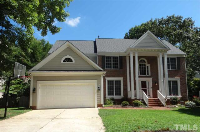 201 Strathburgh Lane, Cary, NC 27518 (#2267996) :: Raleigh Cary Realty