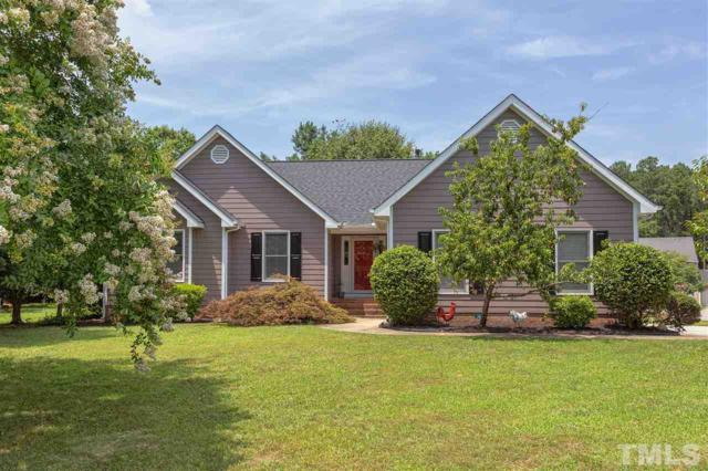 313 Cayman Avenue, Holly Springs, NC 27540 (#2267998) :: Rachel Kendall Team