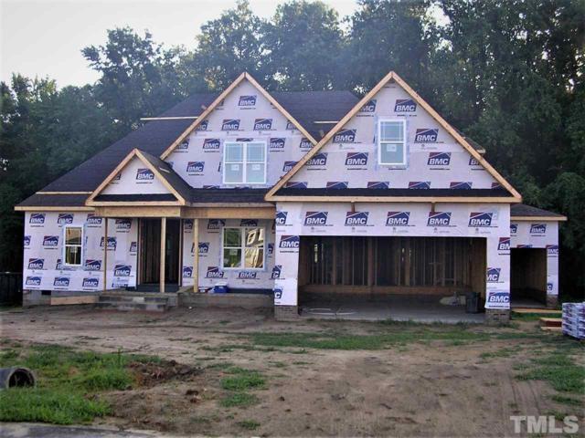 47 Swindell Drive #62, Clayton, NC 27527 (#2268022) :: M&J Realty Group