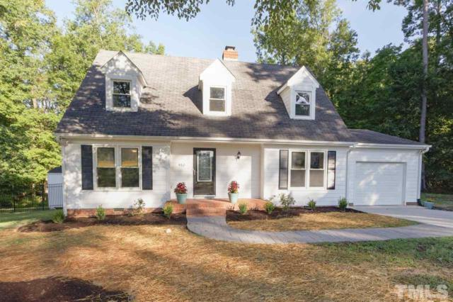 468 Beaver Creek Road, Apex, NC 27502 (#2268045) :: The Perry Group