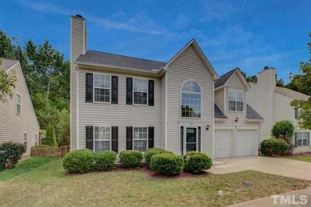 621 Texanna Way, Holly Springs, NC 27540 (#2268046) :: Rachel Kendall Team