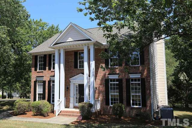 318 Riggsbee Farm Drive, Cary, NC 27517 (#2268053) :: The Perry Group