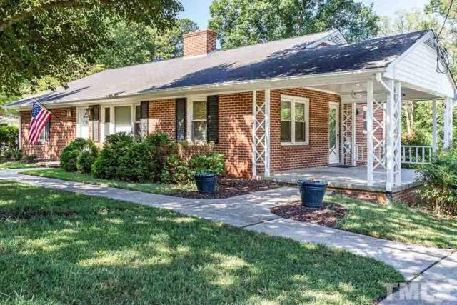 1318 Kent Road, Raleigh, NC 27606 (#2268055) :: The Results Team, LLC