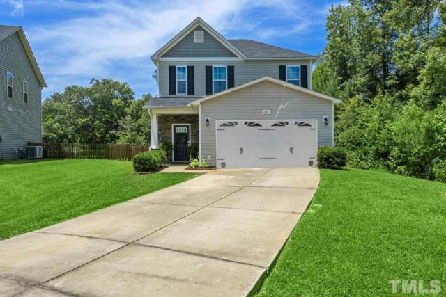 437 Hardaway Point, Clayton, NC 27527 (#2268117) :: Sara Kate Homes