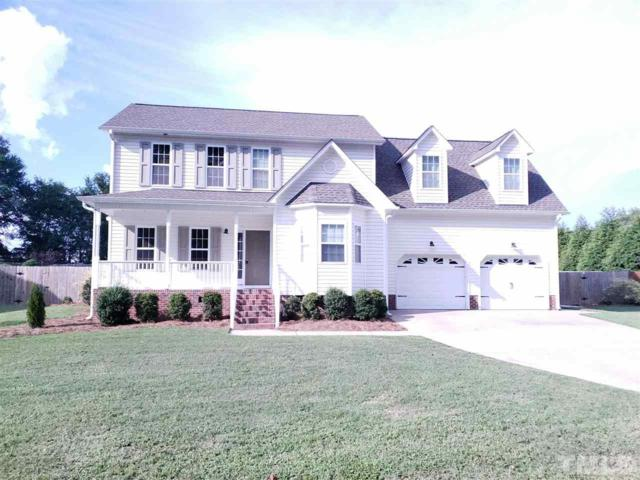 155 Moonlight Drive, Fuquay Varina, NC 27526 (#2268130) :: Sara Kate Homes