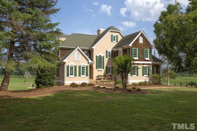 256 Old Express Road, Louisburg, NC 27549 (#2268148) :: Dogwood Properties