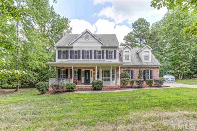 1118 Corrina Road, Wake Forest, NC 27587 (#2268162) :: The Jim Allen Group