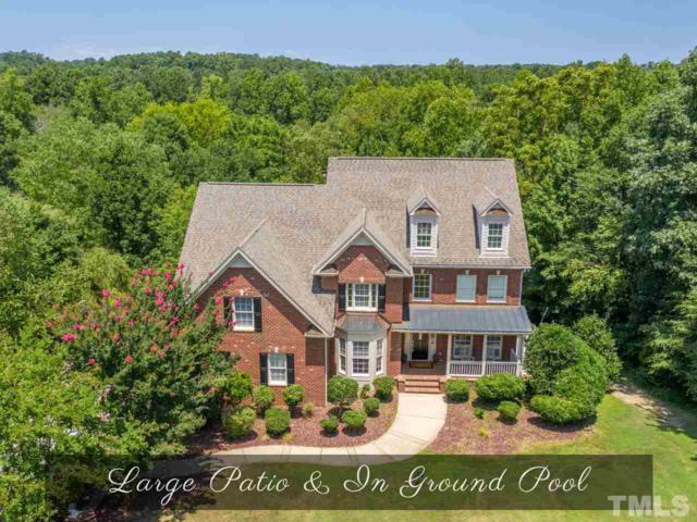 3413 Song Sparrow Drive, Wake Forest, NC 27587 (#2268181) :: Sara Kate Homes