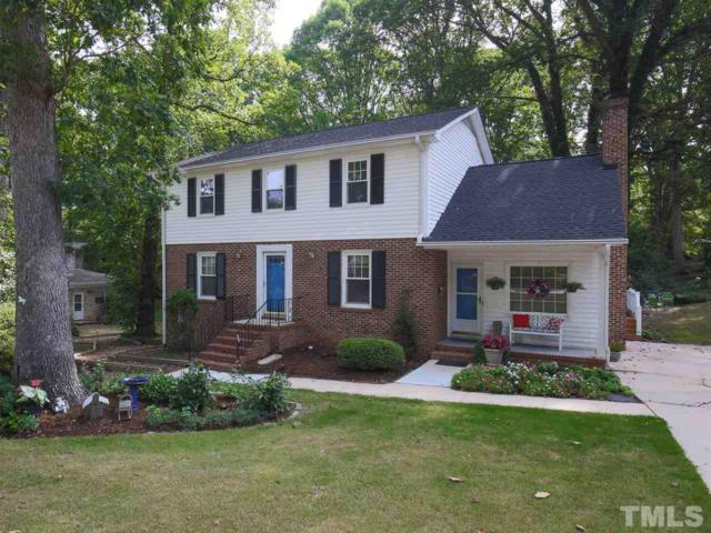 5500 Knollwood Drive, Raleigh, NC 27609 (#2268188) :: Raleigh Cary Realty