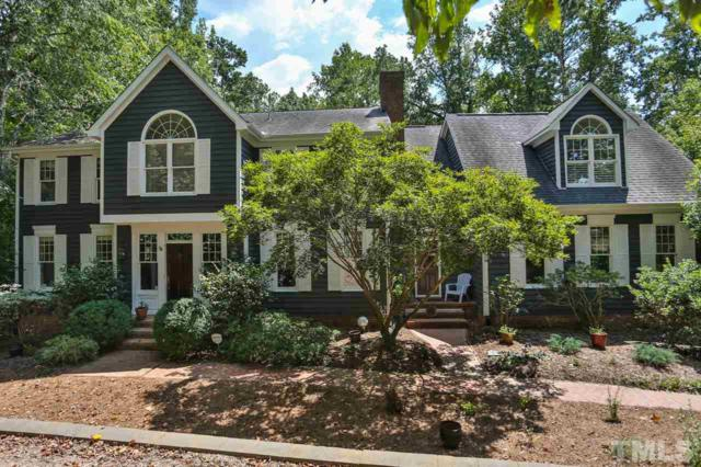 429 Ridgecrest Drive, Chapel Hill, NC 27517 (#2268189) :: Morgan Womble Group
