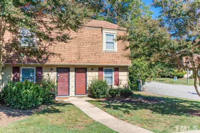 4705 Blue Bird Court J, Raleigh, NC 27606 (#2268203) :: Real Estate By Design