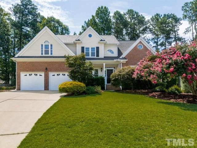 1702 Walden Meadow Drive, Apex, NC 27523 (#2268206) :: The Perry Group