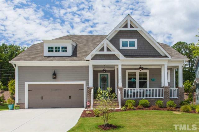 316 Quarryrock Road, Holly Springs, NC 27540 (#2268237) :: Sara Kate Homes