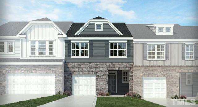 5117 Jessip Street #27, Morrisville, NC 27560 (#2268248) :: Sara Kate Homes