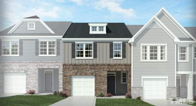 5119 Jessip Street #28, Morrisville, NC 27560 (#2268256) :: Sara Kate Homes