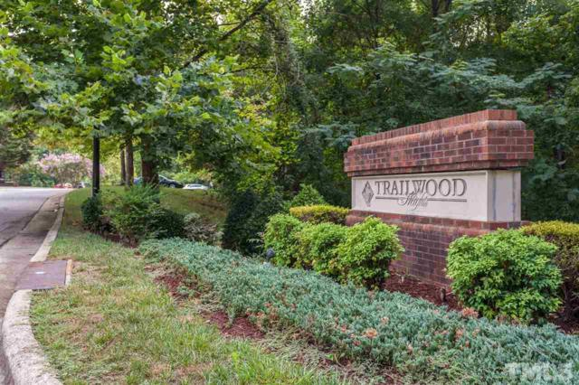 1950 Trailwood Heights Lane #104, Raleigh, NC 27603 (#2268281) :: Sara Kate Homes