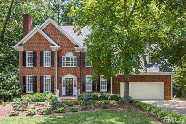100 Crosswind Drive, Cary, NC 27513 (#2268283) :: Sara Kate Homes