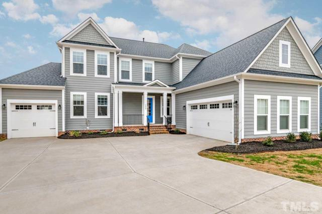 109 Banyan Creek Place, Apex, NC 27539 (#2268290) :: Sara Kate Homes