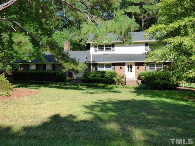 5016 Lansdowne Drive, Durham, NC 27712 (#2268311) :: The Jim Allen Group
