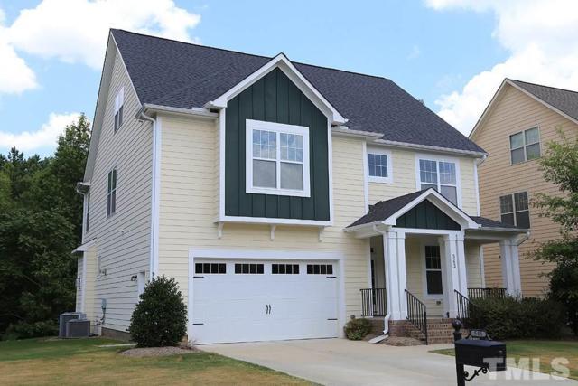543 Dairy Glen Road, Chapel Hill, NC 27516 (#2268315) :: RE/MAX Real Estate Service