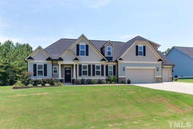 112 Harkers Island Drive, Garner, NC 27529 (#2268323) :: Sara Kate Homes