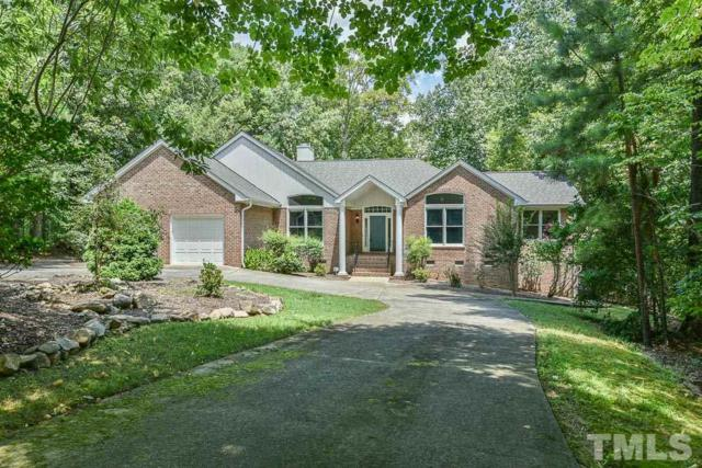 563 Oak Crest Drive, Chapel Hill, NC 27516 (#2268334) :: Morgan Womble Group