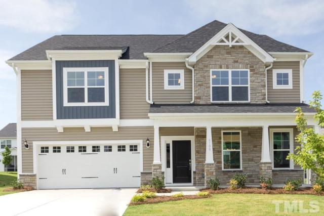 305 Cahors Trail #121, Holly Springs, NC 27540 (#2268411) :: The Jim Allen Group