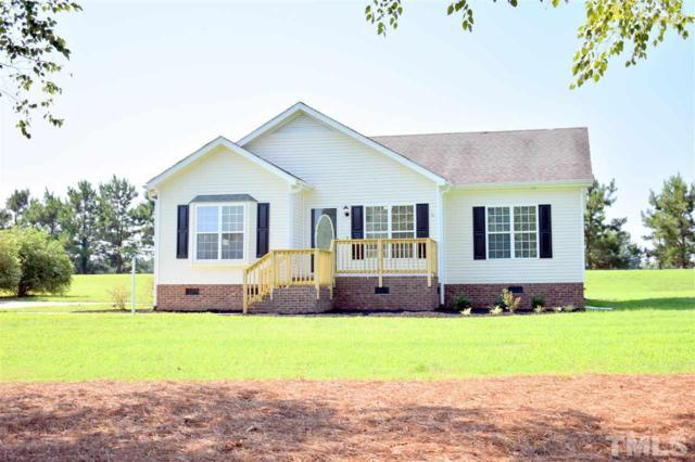 25 Twin Creek Drive, Louisburg, NC 27549 (#2268413) :: The Jim Allen Group