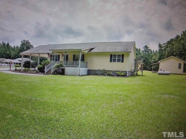 2850 Titan Roberts Road, Erwin, NC 28339 (#2268418) :: Sara Kate Homes