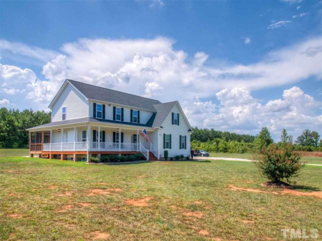 7199 Nc 231 Highway, Middlesex, NC 27557 (#2268456) :: Sara Kate Homes