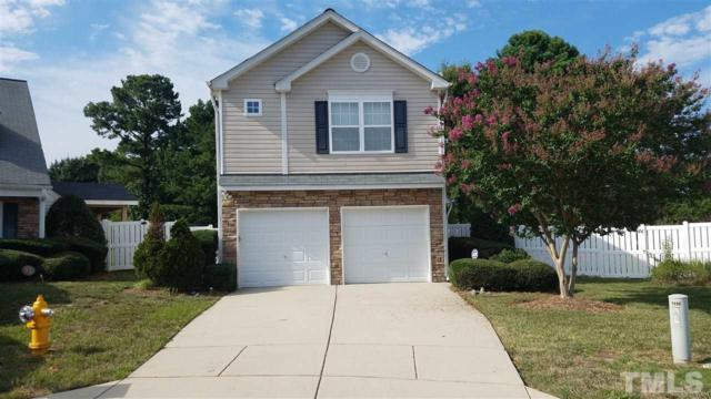 5800 Cherryrain Court, Raleigh, NC 27610 (#2268468) :: Raleigh Cary Realty