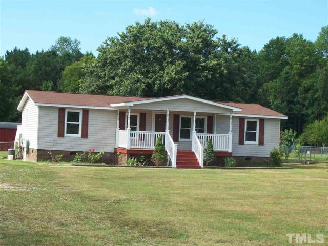 160 Whitley Road, Middlesex, NC 27557 (#2268469) :: Sara Kate Homes