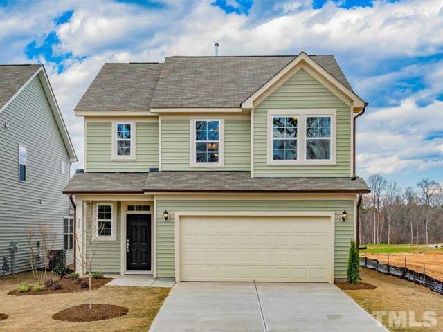 TBD Altacrest Drive #52, Clayton, NC 27527 (#2268482) :: Sara Kate Homes
