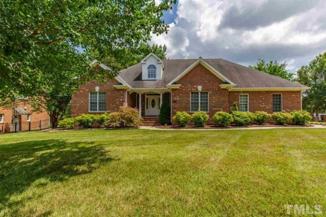 246 Coachlight Trail, Burlington, NC 27215 (#2268570) :: The Jim Allen Group