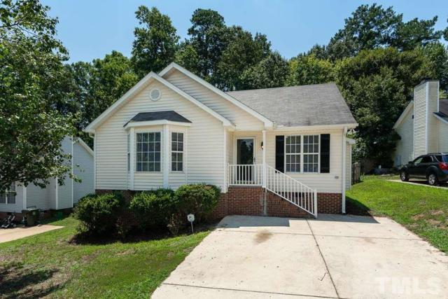 155 Creekbrook Court, Garner, NC 27529 (#2268573) :: Sara Kate Homes