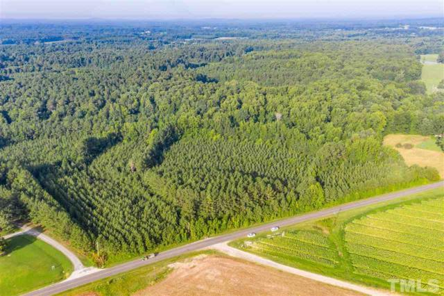 Lot 13R Joe Pruitt Road, Oxford, NC 27565 (#2268590) :: The Jim Allen Group