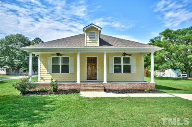 401 W Second Street, Princeton, NC 27569 (#2268609) :: The Beth Hines Team
