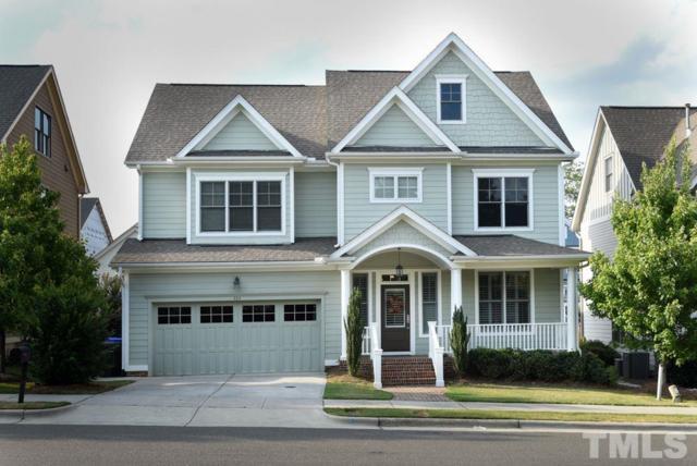 404 Jewell Drive, Chapel Hill, NC 27516 (#2268637) :: Dogwood Properties