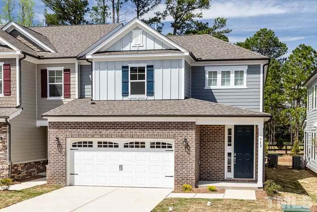 942 Haybeck Lane #17, Apex, NC 27523 (#2268650) :: Raleigh Cary Realty
