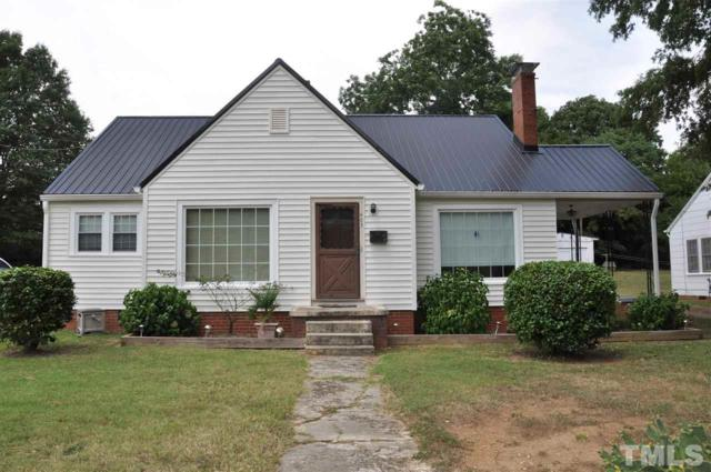 405 E Fourth Street, Siler City, NC 27344 (#2268654) :: The Results Team, LLC