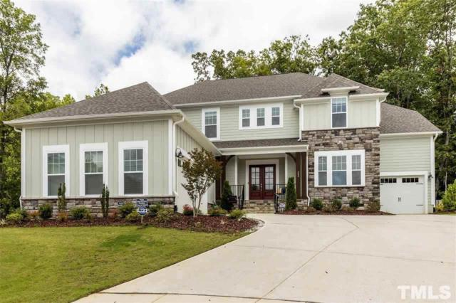 309 Queens Plate Court, Raleigh, NC 27606 (#2268690) :: The Beth Hines Team