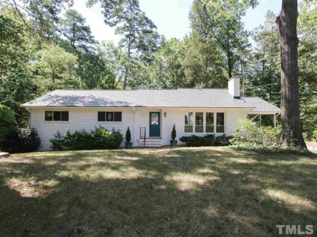 108 Cherokee Circle, Chapel Hill, NC 27514 (#2268711) :: RE/MAX Real Estate Service