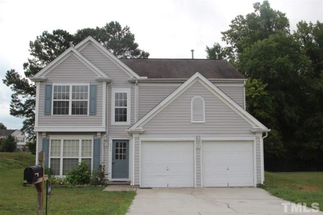4816 Loganshire Lane, Raleigh, NC 27616 (#2268753) :: Marti Hampton Team - Re/Max One Realty