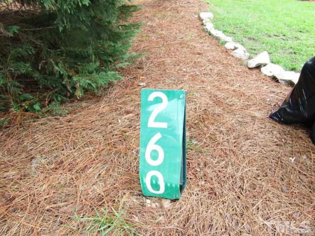 260 Golf Drive, Sanford, NC 24733 (#2268784) :: Morgan Womble Group